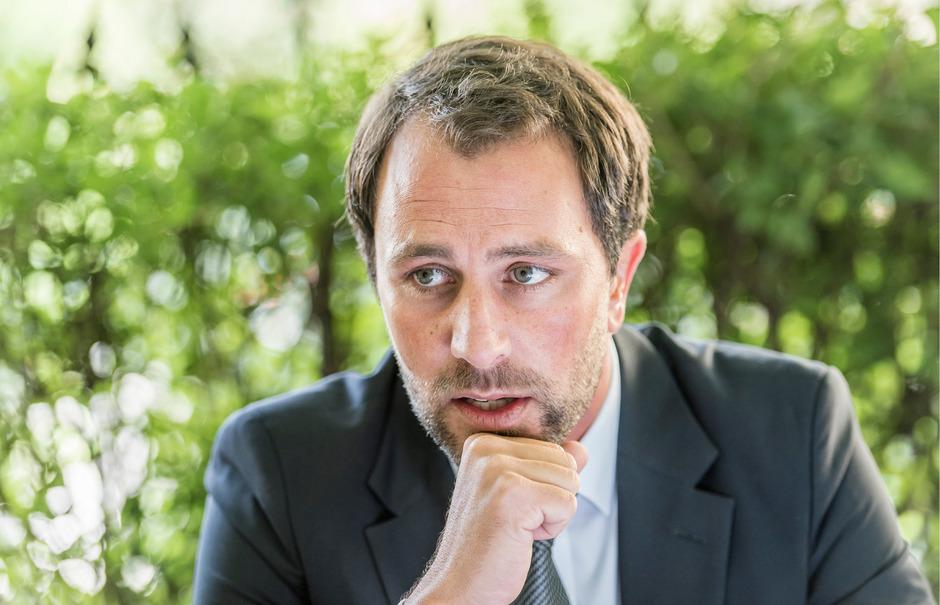"""Tirols SPÖ-Chef Georg Dornauer: """"Ich lasse mich von dem Magazin sicher nicht als Feigenblatt missbrauchen."""""""