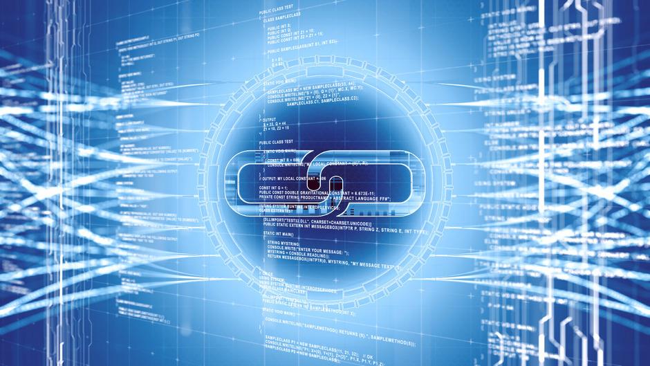 Blockchain funktioniert wie ein digitales Grundbuch, das öffentlich alle getätigten Transaktionen festhält.