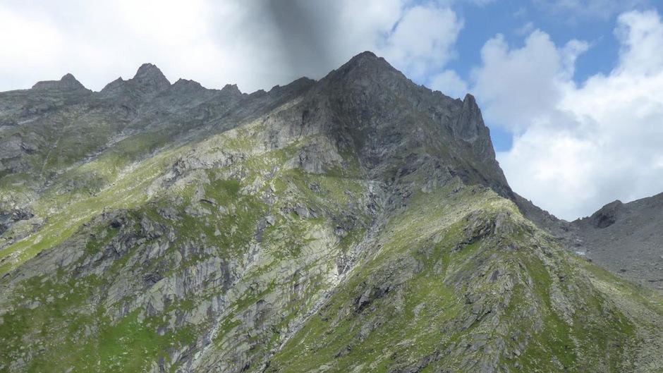 Die Gigalitzspitze in Mayrhofen.