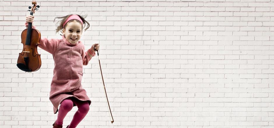 Wenn ein Kind ein besonderes Talent von sich aus über längere Zeit verfolgt, dann sollte man diese Begabung gezielt fördern.
