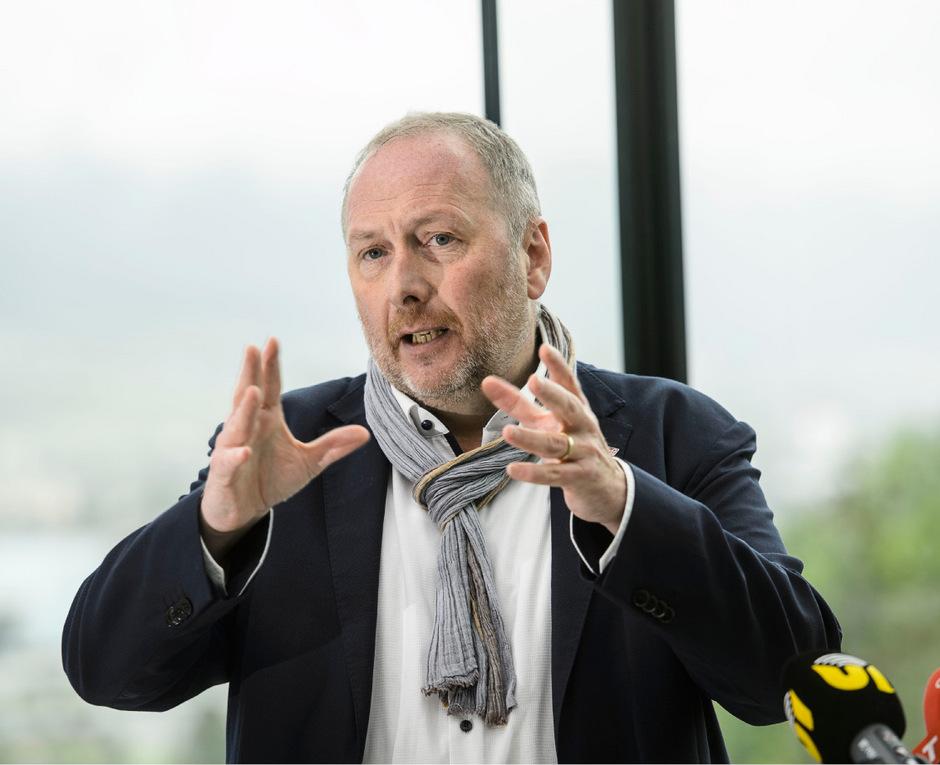 Peter Assmann, geboren 1963 in Zams, wird ab 1. November Geschäftsführer der Tiroler Landesmuseen.