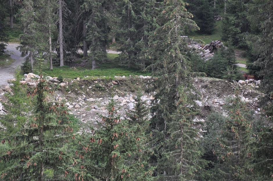 Die umstrittene Deponie in Ochsengarten umfasst 4500 Kubikmeter, wie die BH Imst nun festgestellt hat.