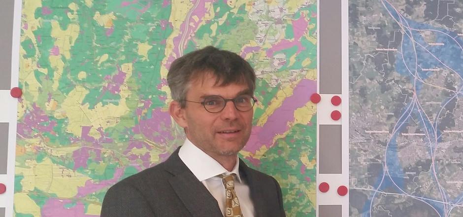 Martin Gradnitzer könnte neuer Vorstand der BBT SE werden.