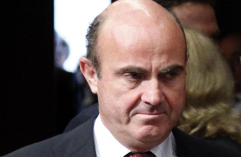 EZB-Vizechef Luis de Guindos