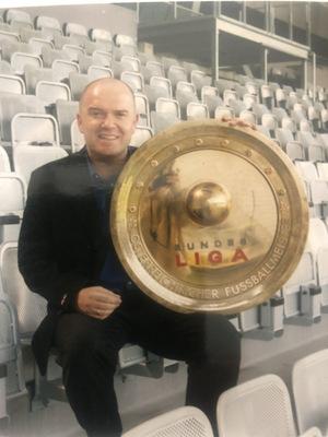 Sieben Meistertitel feierte Gogo Feistmantl in seiner Amtszeit.
