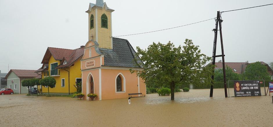 Auch in Österreich wurden Überschwemmungen in den vergangenen Jahrzehnten häufiger.