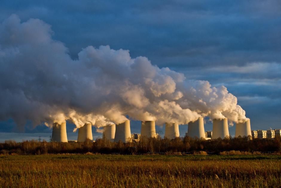 Braunkohlekraftwerk der Vattenfall AG in Brandenburg. (Symbolfoto)