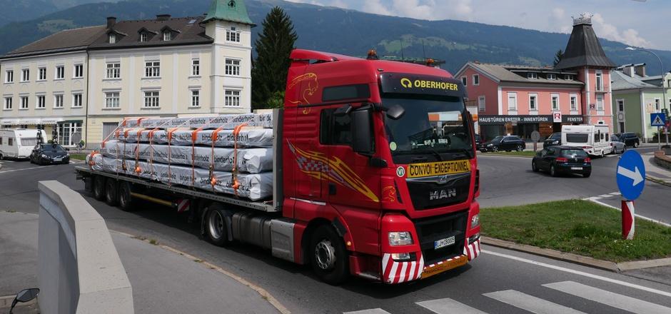 Der Transitverkehr durch Osttirol soll auf die Schiene verlagert werden, wenn es nach der Lienzer Bürgermeisterin Elisabeth Blanik geht.