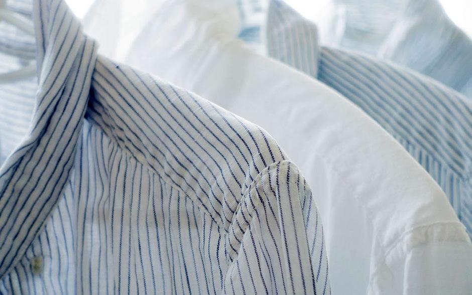 Bluse oder Hemd? Diese Frage entscheidet bei Textilreinigungsfirmen über einen Preisunterschied von durchschnittlich 50 Prozent.