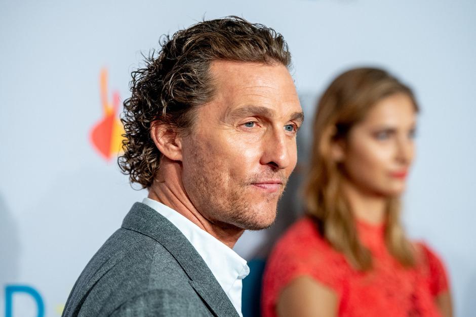 In seiner Heimat wird McConaughey sein Wissen weitergeben.