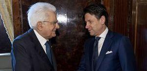 Italiens Präsident Sergio Mattarella erteilte dem scheidenden Premierminister Giuseppe Conte am Donnerstag den Auftrag zur Regierungsbildung.