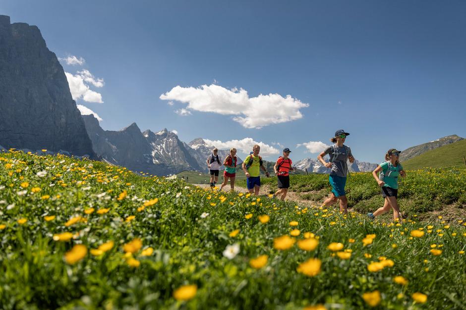 Zum 11. Mal findet am Samstag der Karwendelmarsch von Scharnitz bis nach Pertisau am Achensee statt.