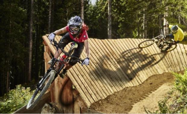 Die Rennserie für MTB wird 2019 im Bikepark Innsbruck in Mutters ausgetragen.