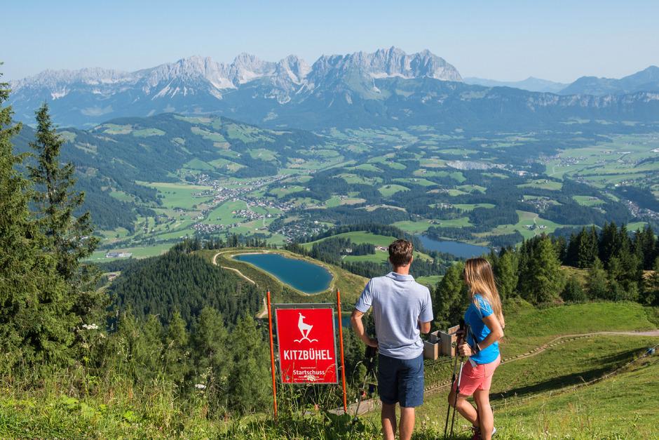 Wandern ist eines der Themen, auf die Kitzbühel Tourismus setzt, das Engagement wurde nun ausgezeichnet.