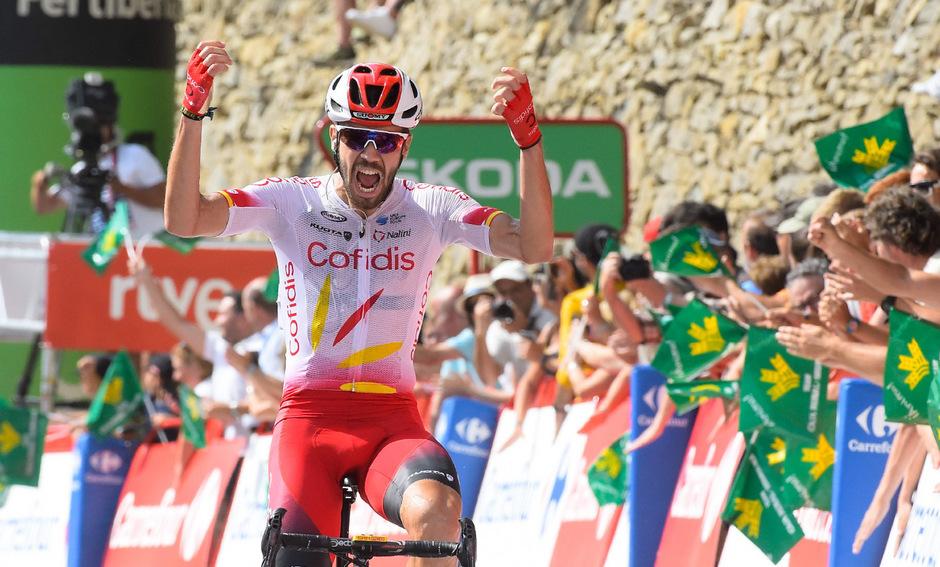 Jesus Herrada holte sich den Sieg bei der sechsten Etappe.