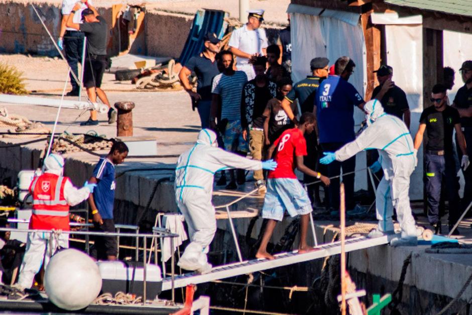 Die neue Regierung in Italien plant einen anderen Umgang mit Flüchtlingen als die bisherige.