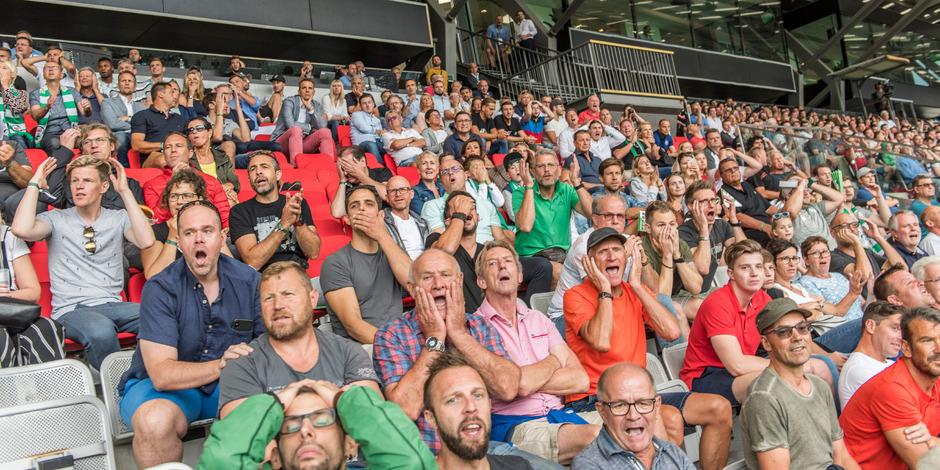 Ein Spiel der Gegensätze erwartet die Fans heute am Tivoli.