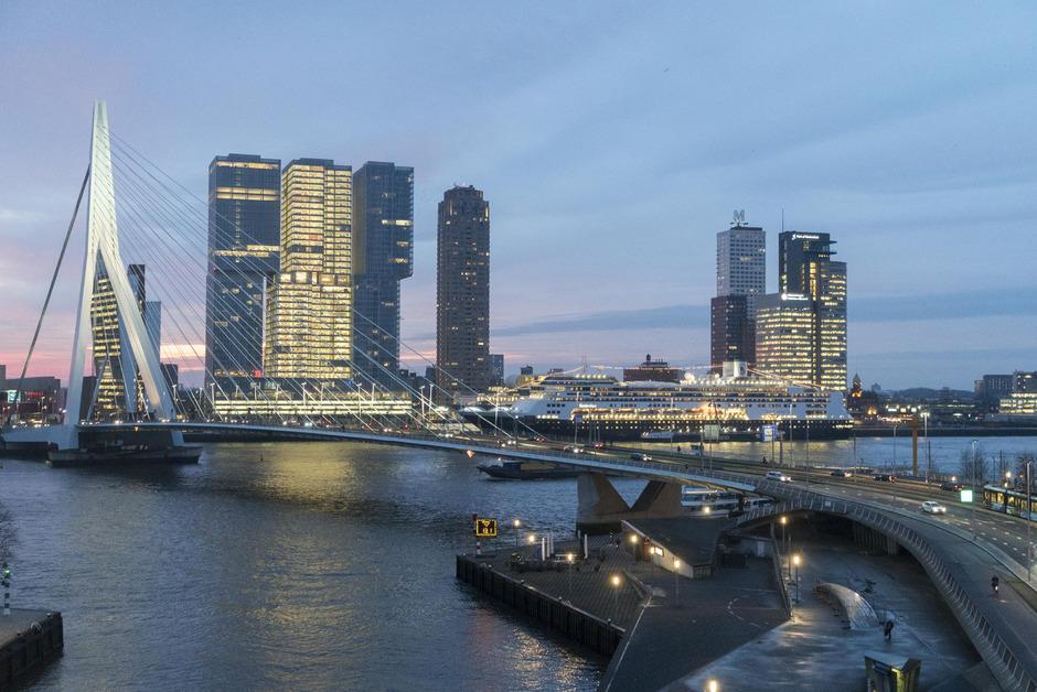 Rotterdam ist 2020 Schauplatz des 65. Eurovision Song Contest.