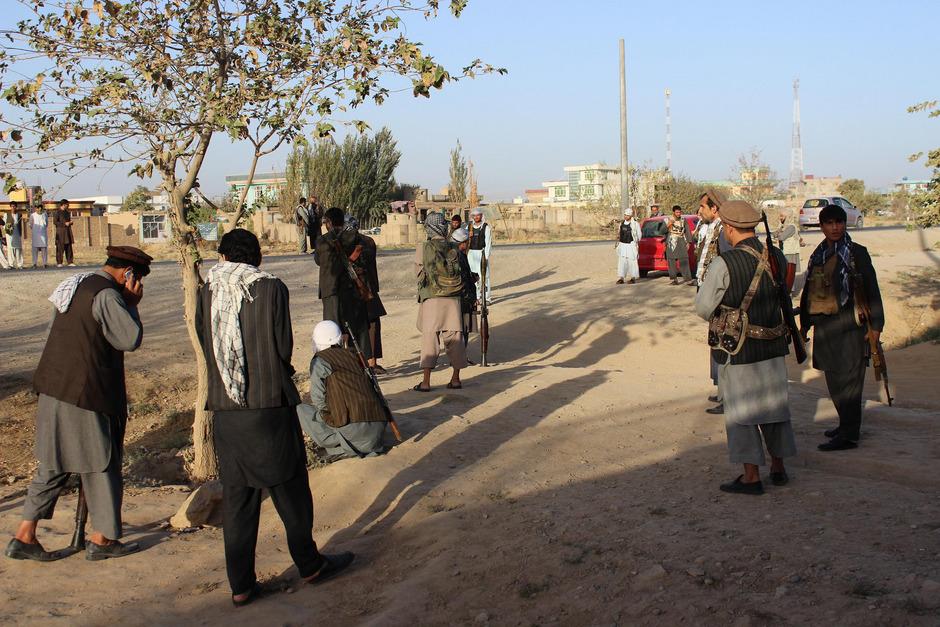 Archivfoto aus Kunduz.