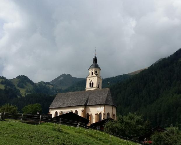 Wallfahrtskirche Maria Schnee.