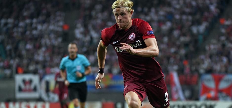 Allein für Xaver Schlager streifte Red Bull Salzburg 15 Millionen Euro ein.
