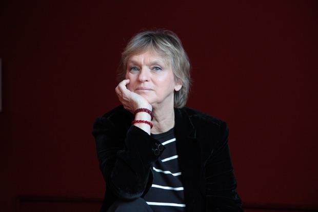 Elke Heidenreich ist einer der diesjährigen Stargäste beim Sprachsalz-Literaturfestival.