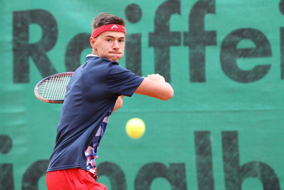 Vizestaatsmeister und Tiroler Meister: Aleksandar Tomas (U16).