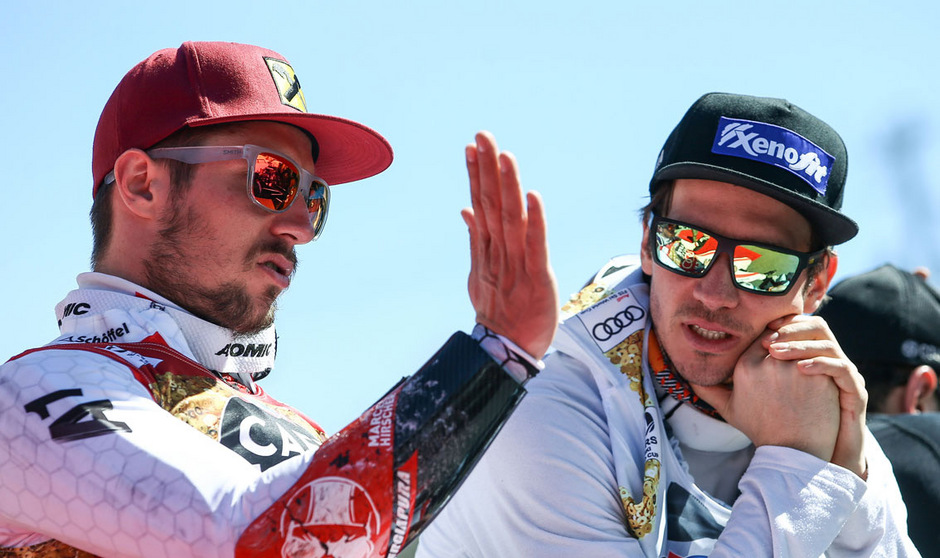 Nach Felix Neureuther könnte auch Marcel Hirscher die Ski-Bühne verlassen.