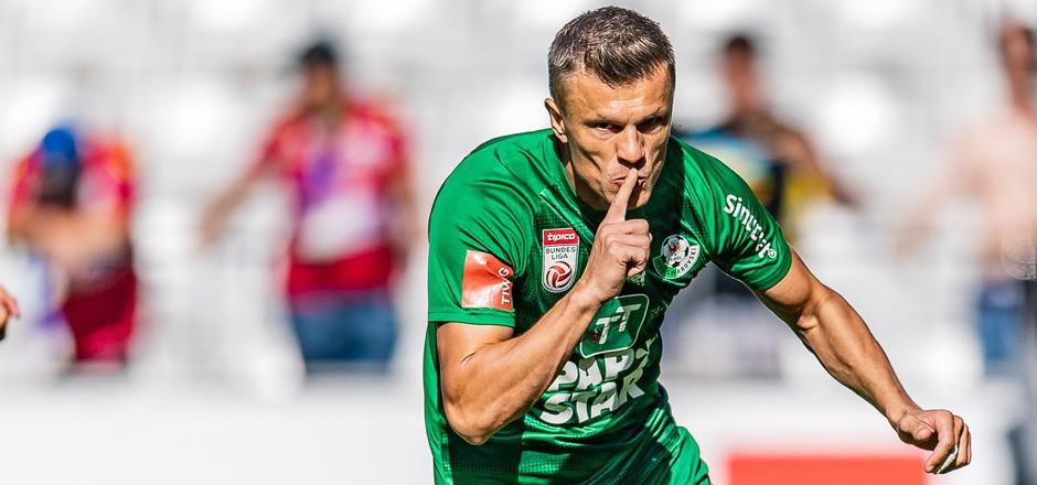 Hat sich von seinen Knieproblemen erholt: Zlatko Dedic.