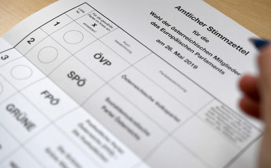 Nach der EU-Wahl im vergangenen Mai werden die Parteikassen nun mit der Wahlkampfkostenrückerstattung aufgefüllt.
