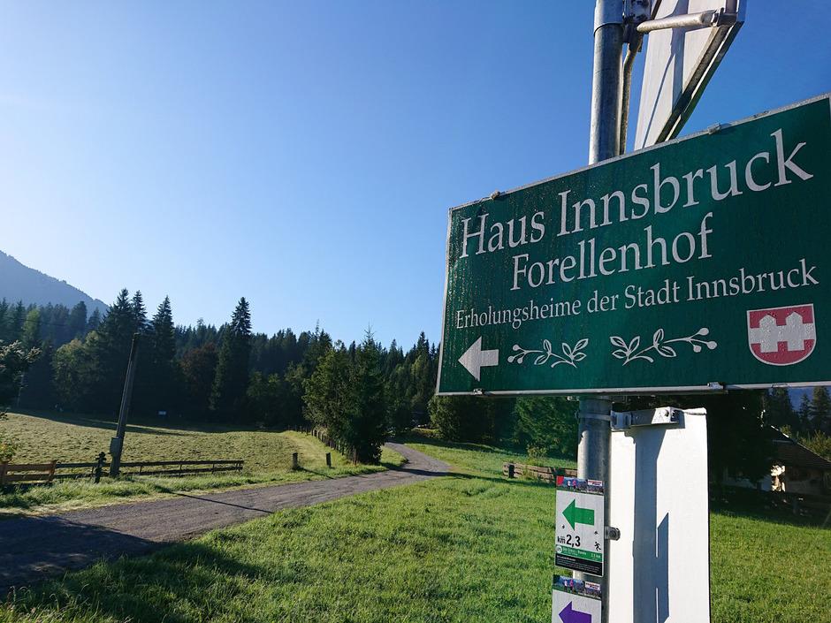 Die neue Freizeitanlage soll auf einem Grundstück, das noch der Stadt Innsbruck gehört, errichtet werden.