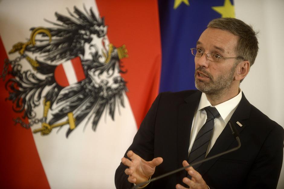 Ex-Innenminister Herbert Kickl (FPÖ).