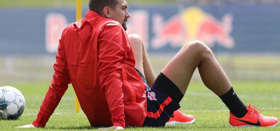 In der Champions League bleibt Stefan Ilsanker nur die Zuschauerrolle.