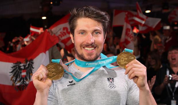 Bei den Spielen in Pyeongchang wurde der Traum von Olympia-Gold Realität.