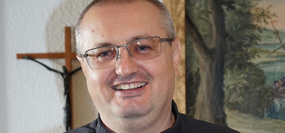 Pfarrer Norbert Jakab (41) ist der neue Leiter des Seelsorgeraumes Oberes Stanzertal.