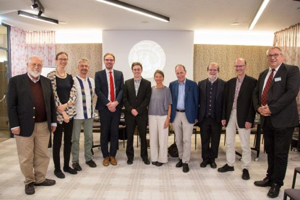Adriaan Hoek ist der siebte Träger des Paul-Hofhaimer-Preises.