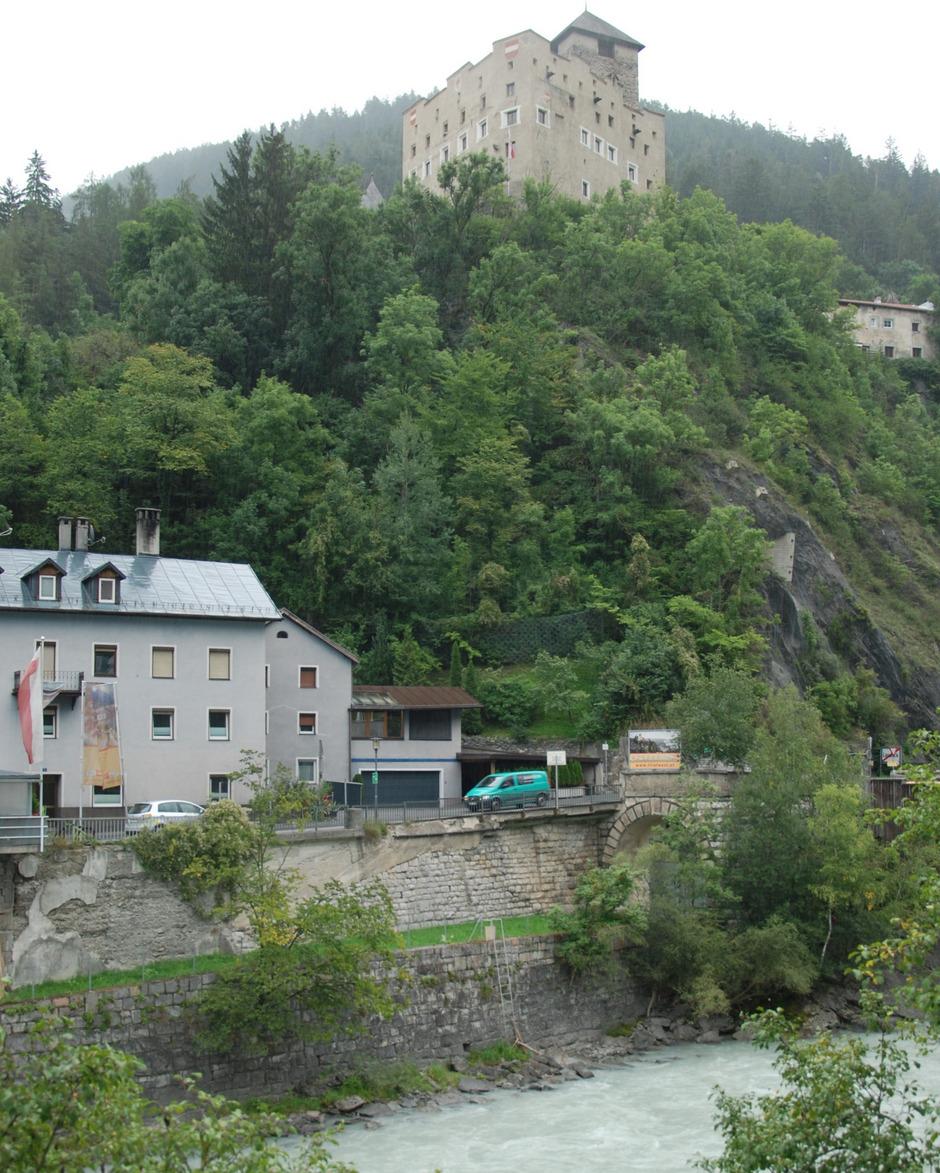 Die Landecker Schlossgalerie soll ab 2020 gebaut werden.
