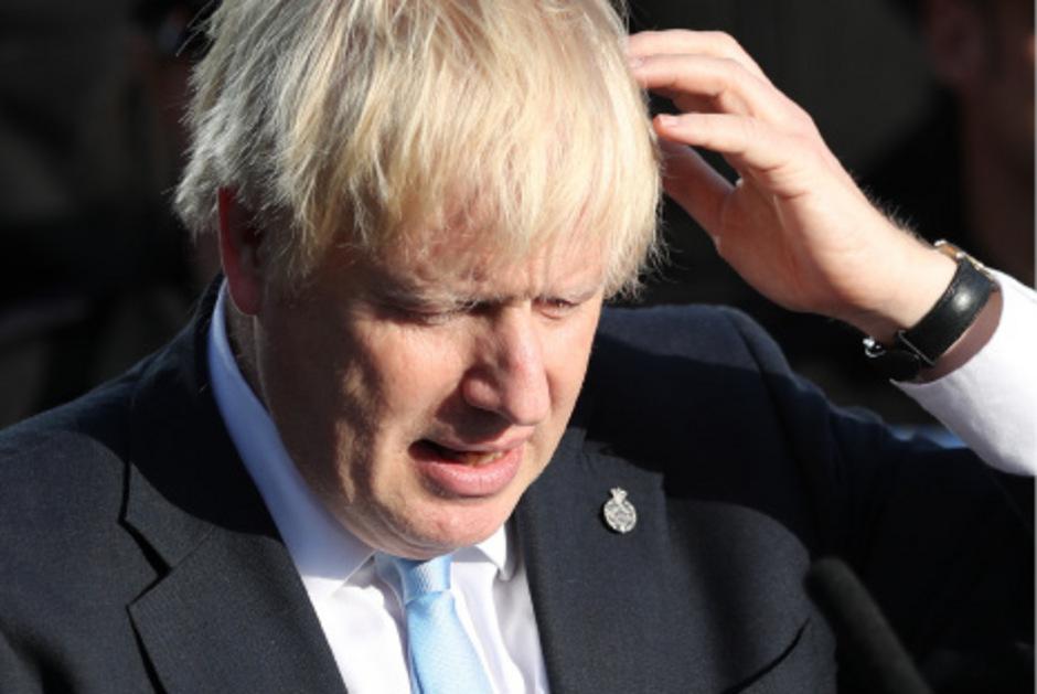 Johnson will um jeden Preis am 31. Oktober aus der EU austreten.