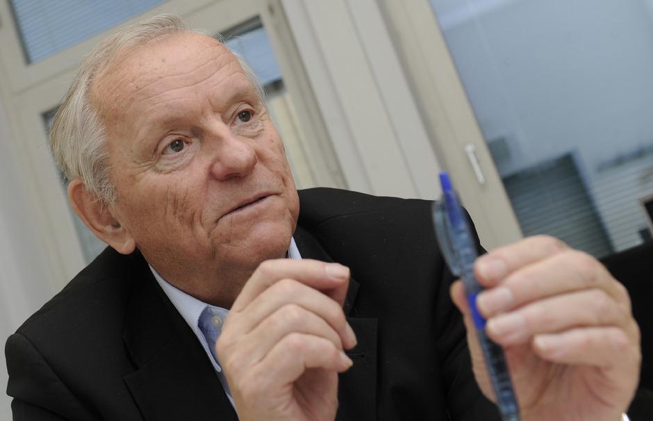 Helmut Rauch starb am 2. September im Alter von 80 Jahren.