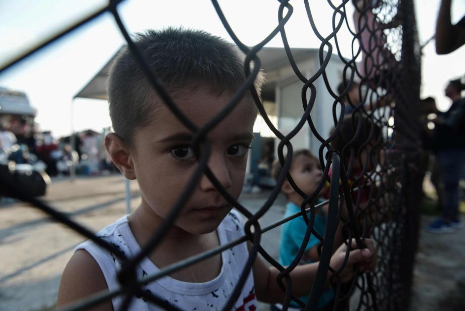 Ärzte ohne Grenzen prangert die Zustände für Flüchtlinge in Griechenland an.