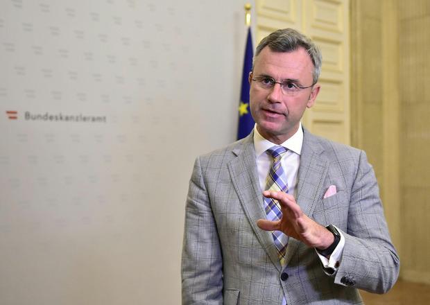 Hofer will mit der ÖVP weiterregieren.