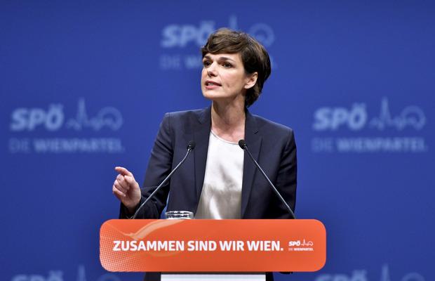 Rendi-Wagner stemmt sich gegen Umfragetief.