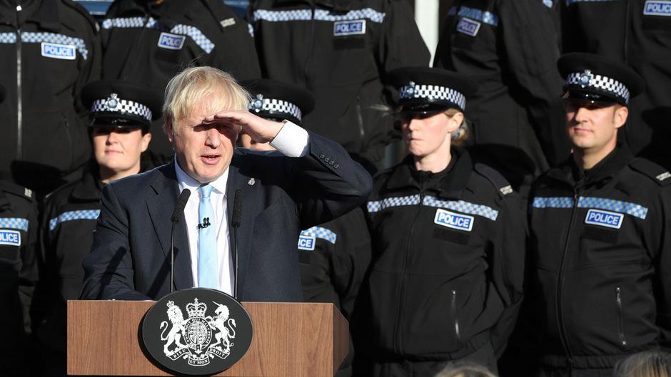 Quo vadis? Boris Johnson will Großbritannien unter allen Umständen am 31. Oktober aus der EU führen. Doch welche Optionen stehen dem Premier noch offen?