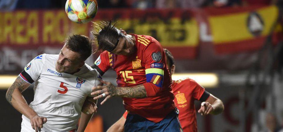 Sergio Ramos schonte in seinem Rekord-Match weder sich noch die Gegner.