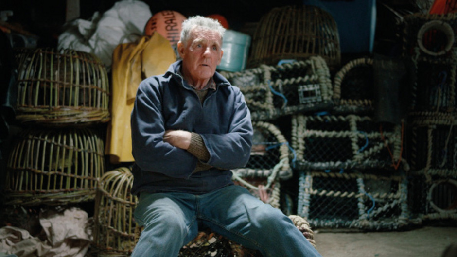 """Gezeigt wird der mehrfach preisgekrönte Dokumentationsfilm """"Last Fisherman"""" rund um den Fischer Malcom Baker aus Cornwall."""