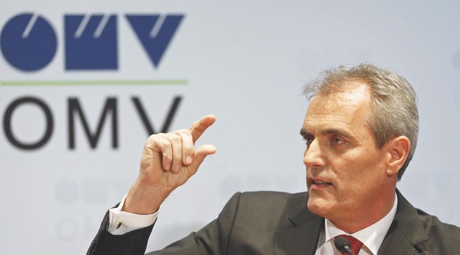 OMV-Boss Rainer Seele