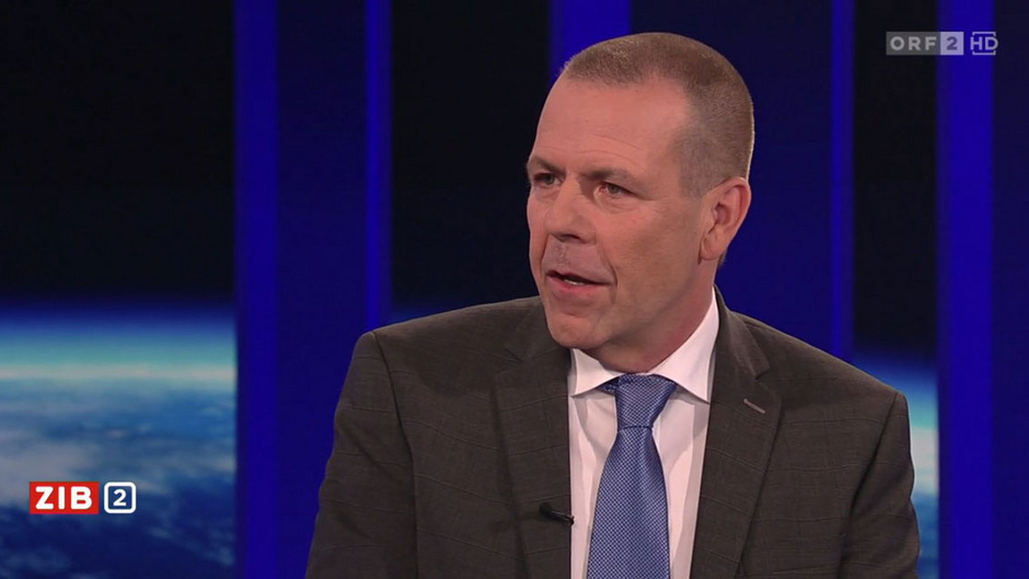 FPÖ-Generalsekretär Harald Vilismky.