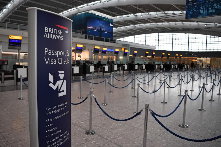 Rund 200.000 Passagiere waren am ersten Streiktag betroffen.