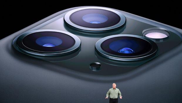 iphone 11 pro mit drei kameras apple stellte neue modelle. Black Bedroom Furniture Sets. Home Design Ideas