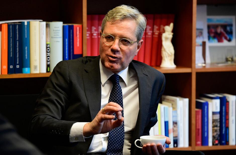 Norbert Röttgen (CDU) leitet den Auswärtigen Ausschuss im Deutschen Bundestag.